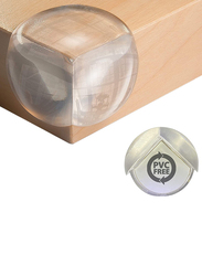 Home Goblin Adhesive Corner Safety Guards, 4 Pieces, Clear