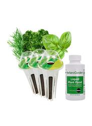 Aero Garden Gourmet Herb Seed Pod Kits, 3-Pod, Multicolour