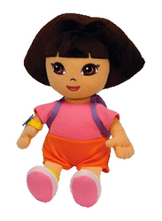 Dora The Explorer Ty Beanie Baby Toy, Multicolour