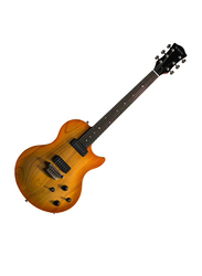 Vox SSC33 Single-Cutaway Electric Guitar, Rosewood Fingerboard, Brown/Black