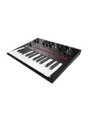 Korg Monologue Monophonic Analog Synthesizer Keyboard, 25 Keys, Black