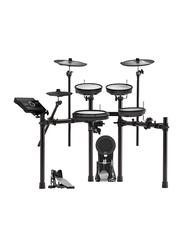 Roland TD-17KV V-Drums Electronic Drum Kit, Black