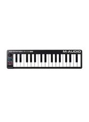 M-Audio Keystation-Mini-32-MK3 Portable Keyboard Controller, 32 Keys, Black
