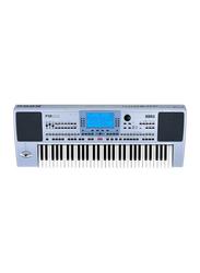 KORG PA50SD Professional Arranger Keyboard, 61 Keys, White