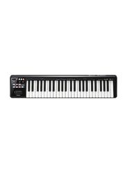 Roland A-49 MIDI Controller Keyboard, 49 Keys, Black