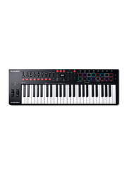 M-Audio Oxygen Pro 49 Midi Performance Keyboard, 49 Keys, Black