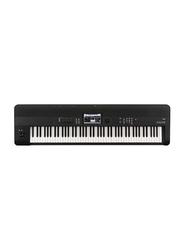 Korg Krome Music Workstation Keyboard, 88 Keys, Black