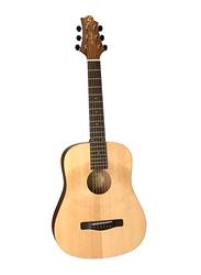 Samick GD-50 MINI/OPN Greg Bennett Design Acoustic Guitar, Rosewood Fingerboard, Beige
