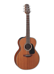 Takamine GX11ME-NS 3/4 Size Taka-Mini Acoustic Guitar, Laurel Fingerboard, Natural Beige