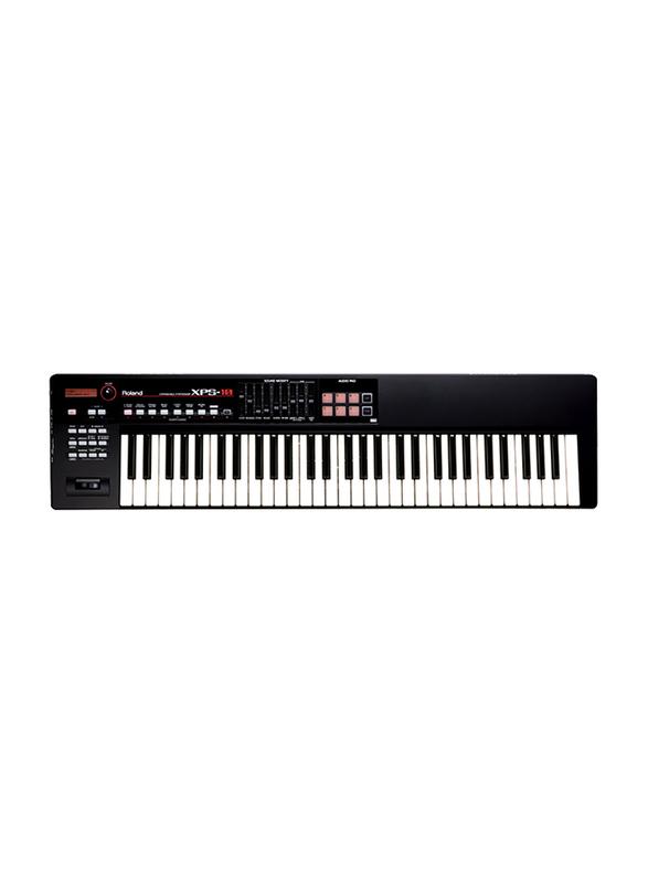 Roland XPS-10 Expandable Keyboard Synthesizer, 31 Keys, Black