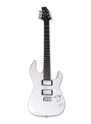 Samick IC-20 Greg Bennett Design Electric Guitar, Rosewood Fingerboard, Metallic Silver