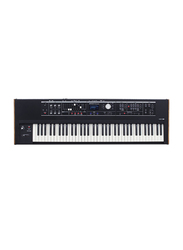 Roland V-Combo VR-730 Live Performance Keyboard, 73 Keys, Black