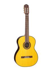 Takamine GC5 NAT Acoustic Guitar, Rosewood Fingerboard, Natural Beige