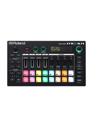 Roland MC-101 Groovebox Music Workstation Synthesizer, Black