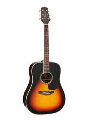 Takamine GD51 Classy Dreadnought Acoustic Guitar, Rosewood Fingerboard, Sunburst Brown