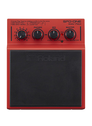 Roland SPD One Wav Electronic Drum Percussion Pad, Red