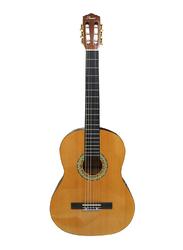 Passion CG96439 Classical Guitar, Plywood Maple Fingerboard, Orange