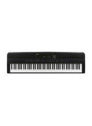 Kawai ES520 Digital Piano, 88 Keys, Black