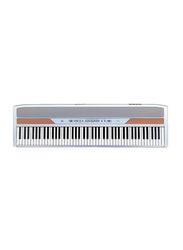 Korg SP 250 Digital Piano, 88 Keys, White
