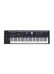 Roland V-Combo VR-09-B Live Performance Music Keyboard, 61 Keys, Black