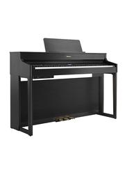 Roland HP702 Digital Piano, Charcoal Black