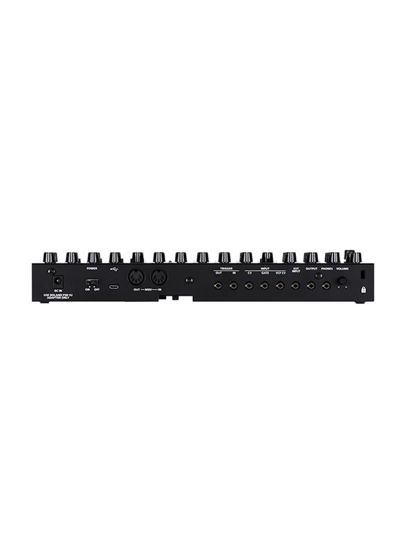 Roland SE-02 Analog Synthesizer, 25 Keys, Black