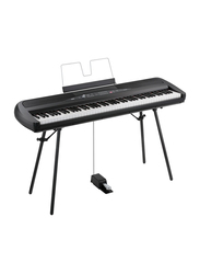 Korg SP 280 Digital Piano, 88 Keys, Black