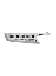 Roland AX-EDGE Keytar Shoulder Music Keyboard, 49 Keys, White