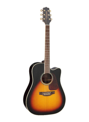 Takamine GD71CE-BSB Dreadnought Acoustic Guitar, Rosewood Fingerboard, Yellow/Black