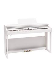 Roland RP701 Digital Piano, 88 Keys, White