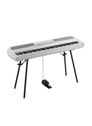 Korg SP 280 Digital Piano, 88 Keys, White