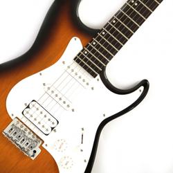 Samick MB-2-TS Greg Bennett Design Electric Guitar, Rosewood Fingerboard, 3-Color Sunburst