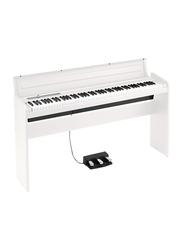 Korg LP 180 Digital Piano, 88 Keys, White