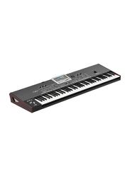 Korg Pa3X-LE Professional Arranger Keyboard, 76 Keys, Black