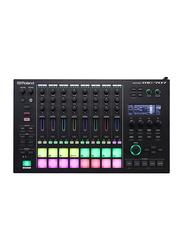 Roland MC-707 Groovebox Music Workstation Synthesizer, Black