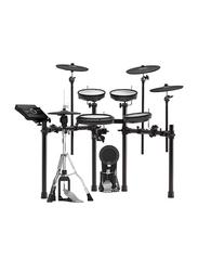 Roland TD-17KVX V-Drums Electronic Drum Set, Black