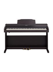 Roland RP501R-CR Digital Piano, 88 Keys, Rosewood Brown