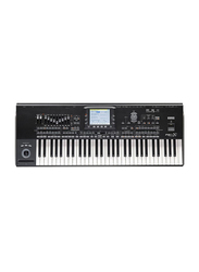 Korg Pa3X Professional Arranger Keyboard, 61-Keys, Black