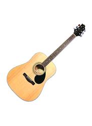 Samick GD-100SM/N Greg Bennett Design Acoustic Guitar, Rosewood Fingerboard, Natural Beige