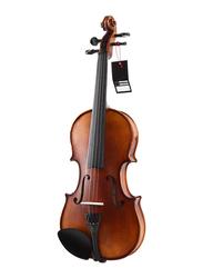 Hans Joseph MV013E-4/4 Violin, Maple Fingerboard, Brown