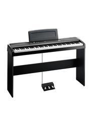 Korg SP-170 DX Digital Piano, 88 Keys, Black