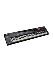 Roland FA-08 Music Workstation Keyboard, 88 Keys, Black