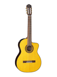 Takamine GC5CE-NAT Acoustic Electric Guitar, Rosewood Fingerboard, Yellow