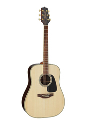 Takamine GD51 Classy Dreadnought Acoustic Guitar, Rosewood Fingerboard, Natural Beige