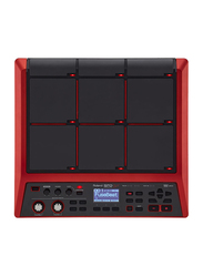 Roland SPD-SX Special Edition Electronic Sampling Pad, Red/Black