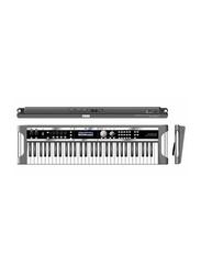 Korg X-50 Synthesizer, 61 Keys, White