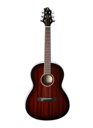 Samick ST9-1-BS Greg Bennett Design Acoustic Guitar, Rosewood Fingerboard, Red