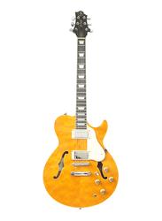 Samick RL-3 AM Greg Bennett Electric Guitar, Rosewood Fingerboard, Amber Yellow