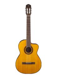 Takamine GC3CE Nat Semi Classical Guitar, Rosewood Fingerboard, Natural Beige