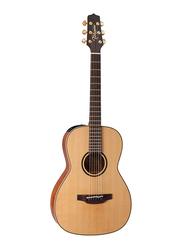 Takamine CP400NYK Acoustic Electric Guitar with Case, Rosewood Fingerboard, Brown